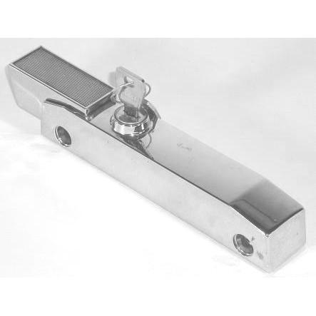 Kantenverschluss für Tresentüren