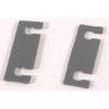 Unterlegplatte zur Erhöhung des Klobens