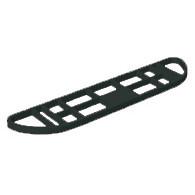 Unterlegplatte Kantenscharnier